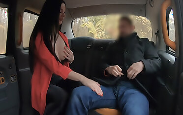 Horny Driver Fucked in the Ass