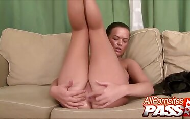 Linet A Lynette In Law Imposition Cop Linet Stagg Solo Pussy Playing