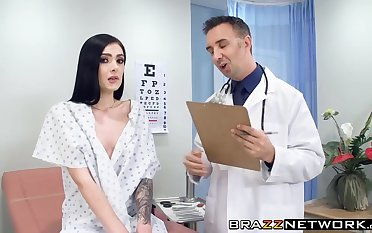 Handsome Marley Brinx is eager to rides massive tool