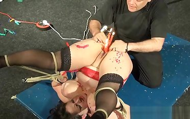 Andreas of age hot waxing nightmare and amateur pussy tortur. Gearldine from DATES25.COM