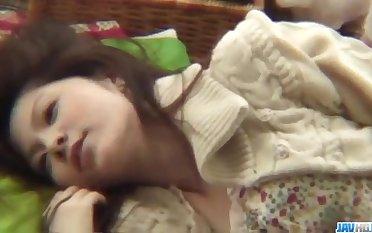 Rika Koizumi perky tits neonate sucks  - More at 69avs.com
