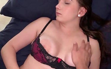 step sister very drunk - amateur