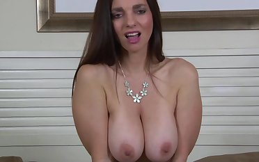 Mindi Mink - Full-Bosomed Cougar Plays In He - mindi mink