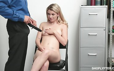 There is nothing better for Abby Adams than a sex on the office table